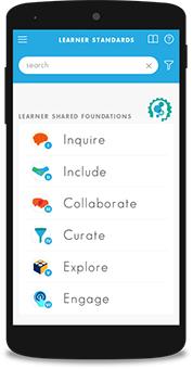 AASL Standards Mobile App