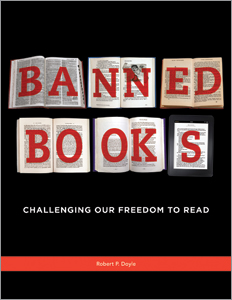 Book cover for Banned Books