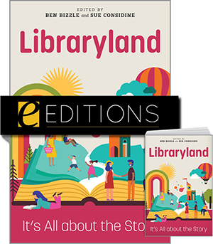 Image for Libraryland: It's All about the Story—print/e-book Bundle