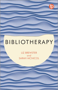 book cover for Bibliotherapy