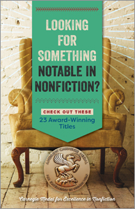 Image for Andrew Carnegie Medal for Excellence in Nonfiction (Resources for Readers pamphlets)