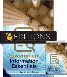 Image for Government Information Essentials—print/e-book Bundle