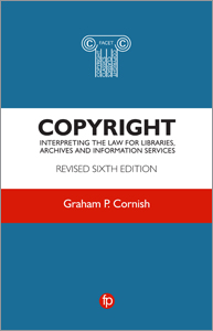 book cover for Copyright, Revised Sixth Edition