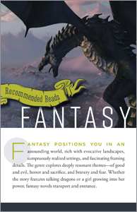 Image for Fantasy (Resources for Readers pamphlets)