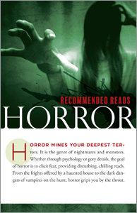 product image for Horror (Resources for Readers pamphlets)