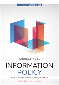 book cover for Foundations of Information Policy