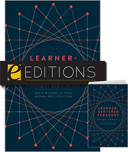 Image for Learner-Centered Pedagogy: Principles and Practice—print/e-book Bundle