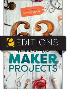 cover image for 63 Ready-to-Use Maker Projects--e-book