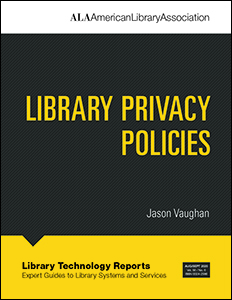 Image for Library Privacy Policies
