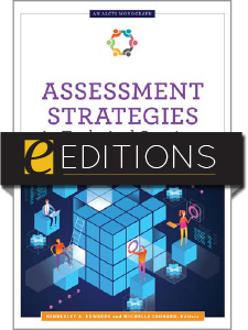 cover image for Assessment Strategies in Technical Services--e-book