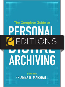 Image for The Complete Guide to Personal Digital Archiving—eEditions e-book