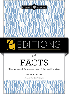 Image for A Matter of Facts: The Value of Evidence in an Information Age—eEditions PDF e-book