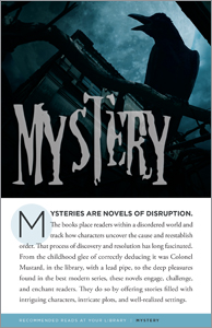 Image for Mystery (Resources for Readers pamphlets)