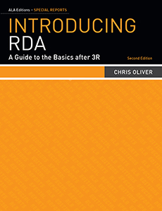 Image for Introducing RDA: A Guide to the Basics after 3R, Second Edition