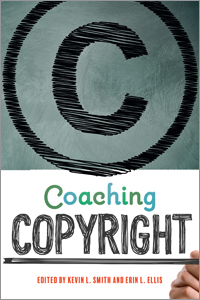 book cover for Coaching Copyright