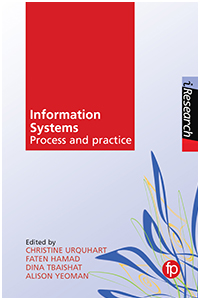 book cover for Information Systems: Process and Practice