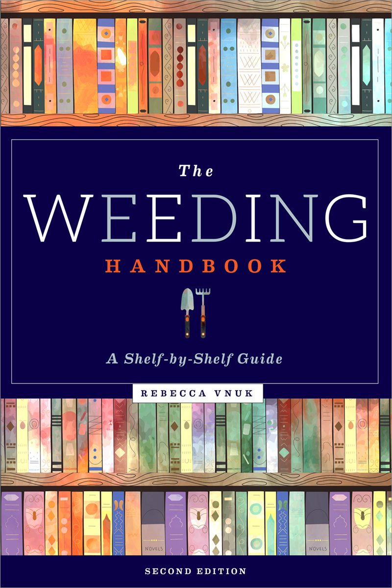 Image for The Weeding Handbook: A Shelf-by-Shelf Guide, Second Edition