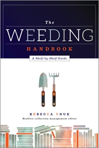 book cover for The Weeding Handbook