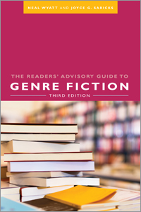 book cover for The Readers' Advisory Guide to Genre Fiction, Third Edition