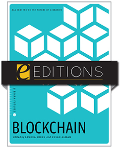 cover image for Blockchain--e-book
