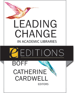 cover image for Leading Change in Academic Libraries--e-book