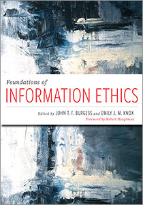 Image for Foundations of Information Ethics