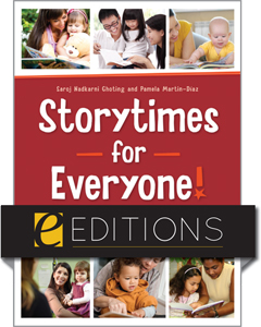 Image for Storytimes for Everyone! Developing Young Children's Language and Literacy—eEditions PDF e-book