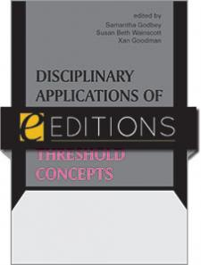 Image for Disciplinary Applications of Information Literacy Threshold Concepts—eEditions PDF e-book