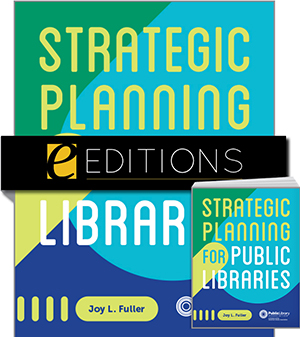 Image for Strategic Planning for Public Libraries—print/e-book Bundle