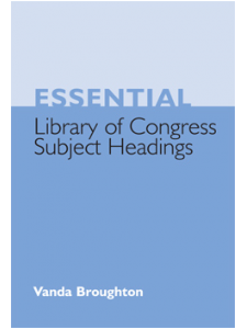 Image for Essential Library of Congress Subject Headings