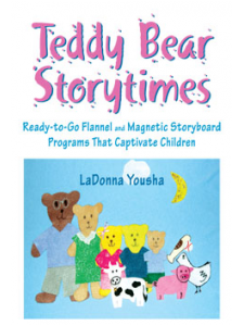 Image for Teddy Bear Storytimes: Ready-to-go Flannel and Magnetic Storyboard Programs that Captivate Children + CD-ROM