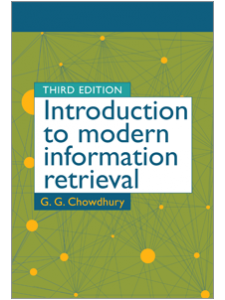 Image for Introduction to Modern Information Retrieval, Third Edition