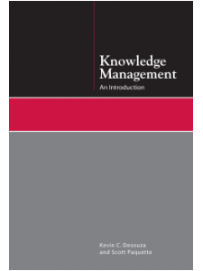 Image for Knowledge Management: An Introduction