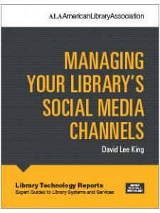 Image for Managing Your Library's Social Media Channels