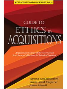 Image for Guide to Ethics in Acquisitions