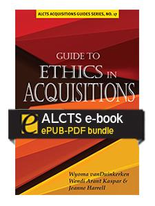 Image for Guide to Ethics in Acquisitions—eEditions e-book
