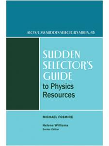 Image for Sudden Selector's Guide to Physics Resources