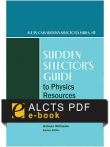 Image for Sudden Selectors Guide to Physics Resources—PDF e-book