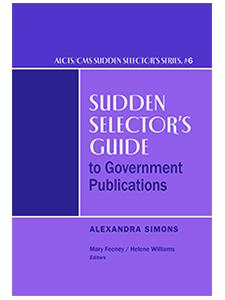 Image for Sudden Selector's Guide to Government Publications