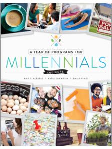 Image for A Year of Programs for Millennials and More