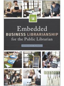 Image for Embedded Business Librarianship for the Public Librarian