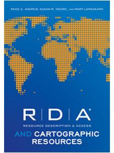 Image for RDA and Cartographic Resources