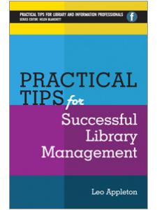 Image for Practical Tips for Successful Library Management
