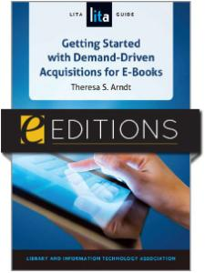 Image for Getting Started with Demand-Driven Acquisitions for E-Books: A LITA Guide--eEditions e-book