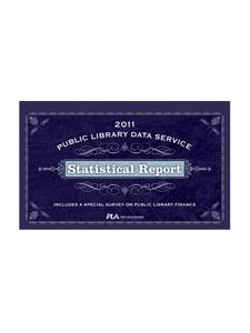 Image for Public Library Data Service Statistical Report 2011