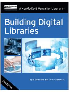book cover for Building Digital Libraries, Second Edition