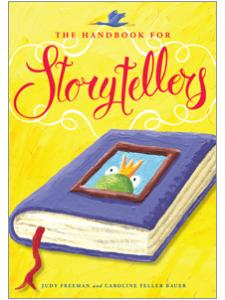 Image for The Handbook for Storytellers