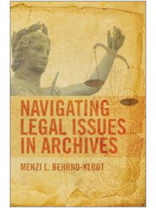 Image for Navigating Legal Issues in Archives