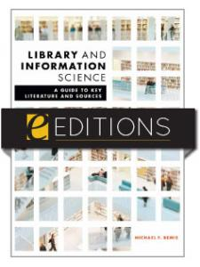 Image for Library and Information Science: A Guide to Key Literature and Sources—eEditions PDF e-book
