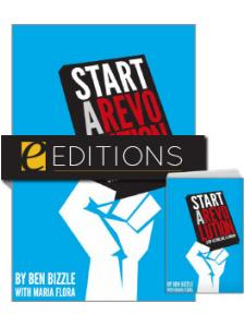 Image for Start a Revolution: Stop Acting Like a Library—print/e-book Bundle